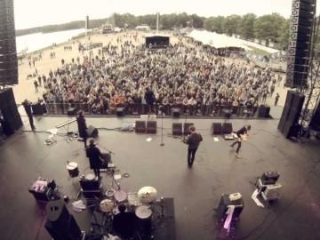 Yogalesje.nl op Best Kept Secret Festival